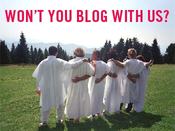 Blogging is like a cult. Just one of the Top 5 Reasons You Need A Blog